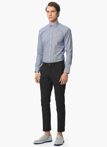 Slim Fit Pantolon-Network